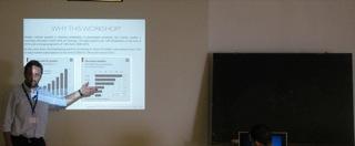 Workshop on Scientific m-Learning